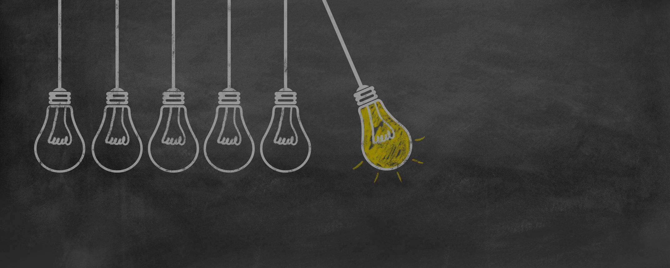 Innovation Glühbirnen