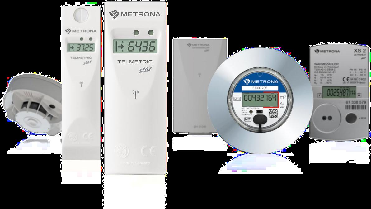 METRONA Beispiel: Sensoren
